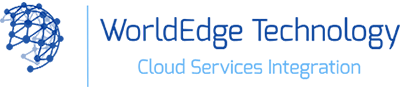 WorldEdge Technology Logo